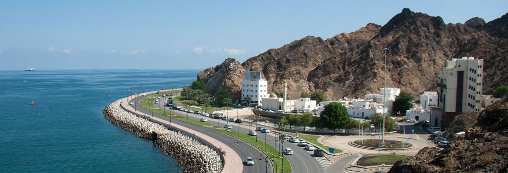 We are located in Muscat - Sultanate of Oman